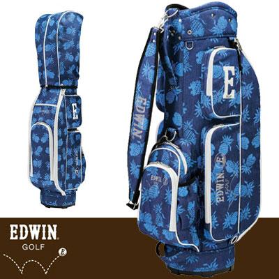 最新 EDWIN GOLF(エドウィン GOLF(エドウィン EDWIN ゴルフ) キャディバッグ キャディバッグ EDWIN-038, ブライダルアクセ専門店ブルージュ:50c2ad90 --- konecti.dominiotemporario.com