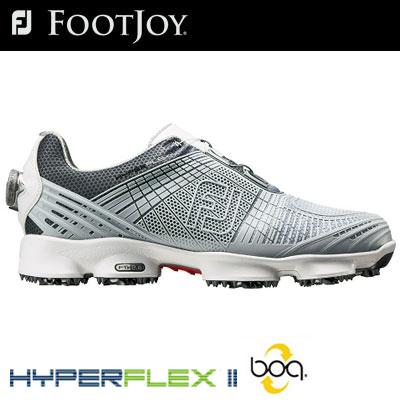 【ゲリラセール開催中】FOOTJOY (フットジョイ) HYPERFLEX II BOA (ハイパーフレックス 2 ボア) ゴルフ シューズ 51026 (XW) **