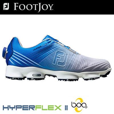 【ゲリラセール開催中】FOOTJOY (フットジョイ) HYPERFLEX II BOA (ハイパーフレックス 2 ボア) ゴルフ シューズ 51032 (W) **