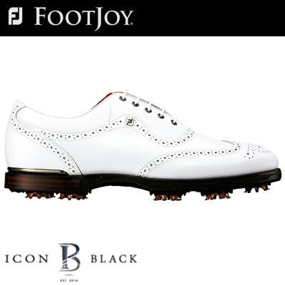 FOOTJOY (フットジョイ) ICON Black (アイコン ブラック) ゴルフ シューズ 52009 (W)