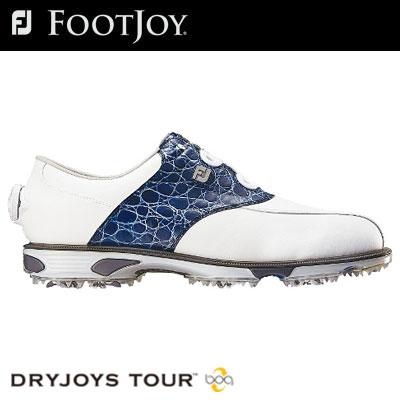 FOOTJOY(フットジョイ) DryJoys Tour Boa メンズ ゴルフ シューズ 53795 (W) **