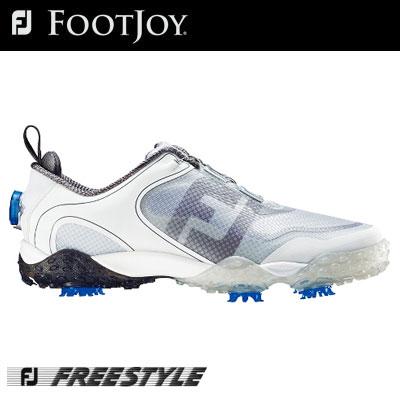 FOOTJOY(フットジョイ) FREESTYLE Boa メンズ ゴルフ シューズ 57337 (W) ***