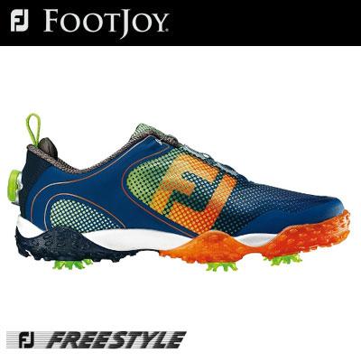 FOOTJOY(フットジョイ) FREESTYLE Boa メンズ ゴルフ シューズ 57339 (W) ***