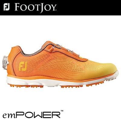 FOOTJOY(フットジョイ) emPOWER レディース ゴルフ シューズ 98008 (W)