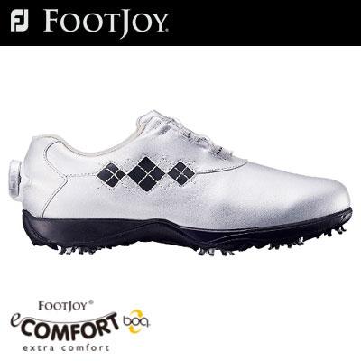 国内発送 FOOTJOY(フットジョイ) ゴルフ eCOMFORT Boa レディース シューズ ゴルフ Boa シューズ 98555 (W) =, アンド as:ea49aca8 --- sptopf.de