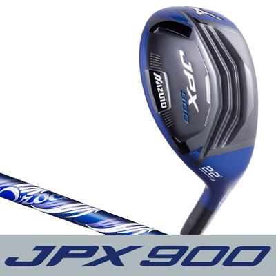 MIZUNO(ミズノ) JPX 900 ユーティリティ Orochi Blue Eye U カーボンシャフト