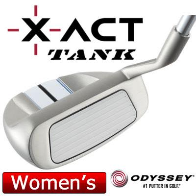 ODYSSEY(オデッセイ) X-ACT TANK レディース アプローチパター