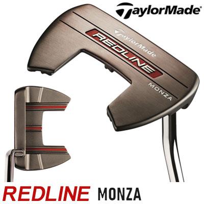 RED ライン- TaylorMade(テーラーメイド) -レッド パター LINE MONZA