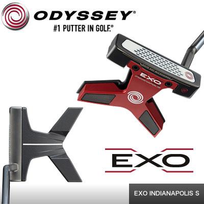 【ゲリラセール開催中】ODYSSEY(オデッセイ) EXO -エクソー- パター INDIANAPOLIS S