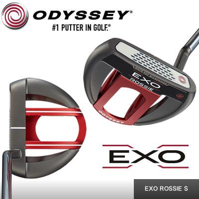 【ゲリラセール開催中】ODYSSEY(オデッセイ) EXO -エクソー- パター ROSSIE S