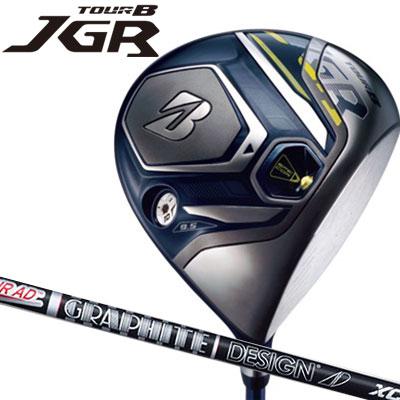 【ゲリラセール開催中】BRIDGESTONE(ブリヂストン ゴルフ TOUR B JGR 2019 ドライバー TOUR AD XC-5 カーボンシャフト