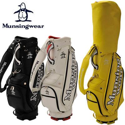 Munsingwear (マンシングウェア) 大口径 キャディバッグ MQBNJJ02