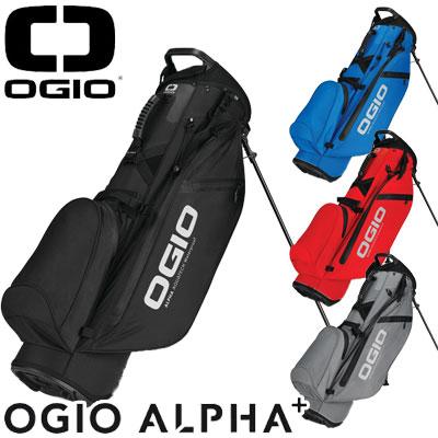 OGIO (オジオ) ALPHA AQUATECH 504 スタンドキャディバッグ 19 JV