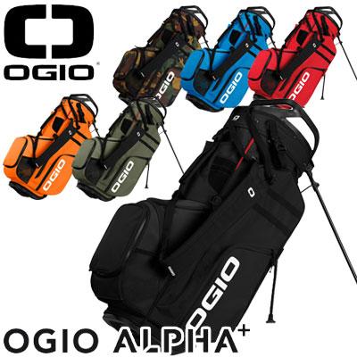 OGIO (オジオ) ALPHA CONVOY 514 RTC スタンドキャディバッグ 19 JV