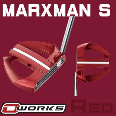 【あす楽可能】ODYSSEY(オデッセイ) O-WORKS RED パター MARXMAN S 【日本正規品】