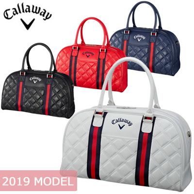 Callaway (キャロウェイ) PU Sport -ピーユー スポーツ- レディース ボストンバッグ 19 JM