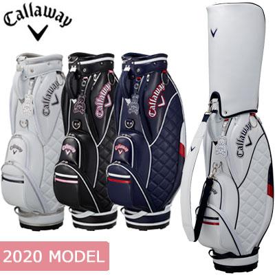 Callaway (キャロウェイ) PU Sport -ピーユー スポーツ- レディース キャディバッグ 20 JM