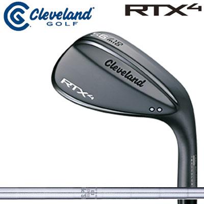 Cleveland(クリーブランド) RTX4 ブラックサテン ウェッジ N.S.PRO 950GH スチールシャフト