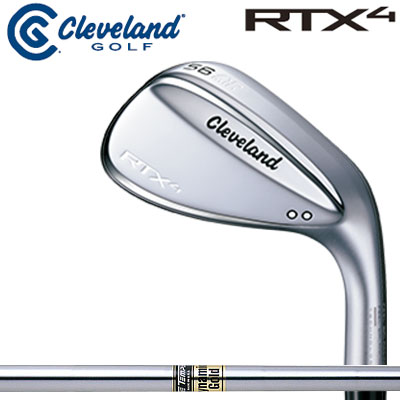 Cleveland(クリーブランド) RTX4 ツアーサテン ウェッジ ダイナミックゴールド スチールシャフト