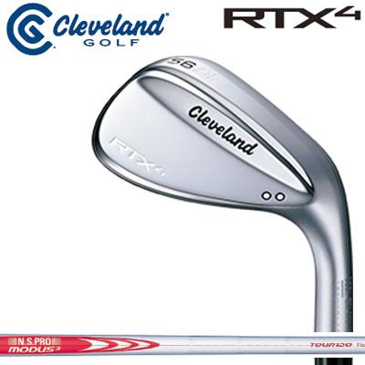 Cleveland(クリーブランド) RTX4 ツアーサテン ウェッジ N.S.PRO MODUS3 TOUR120 スチールシャフト