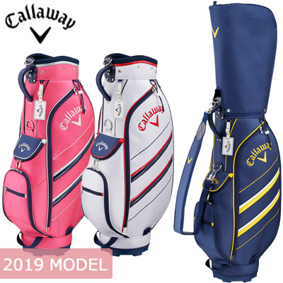 Callaway (キャロウェイ) Sport -スポーツ- レディース キャディバッグ 19 JM