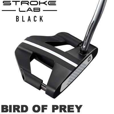 【あす楽可能】ODYSSEY(オデッセイ) STROKE LAB 黒 -ストローク・ラボ ブラック- パター BIRD OF PREY
