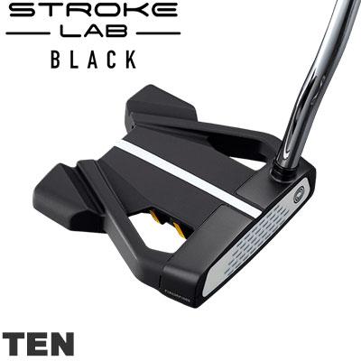 【あす楽可能】ODYSSEY(オデッセイ) STROKE LAB BLACK -ストローク・ラボ ブラック- パター TEN