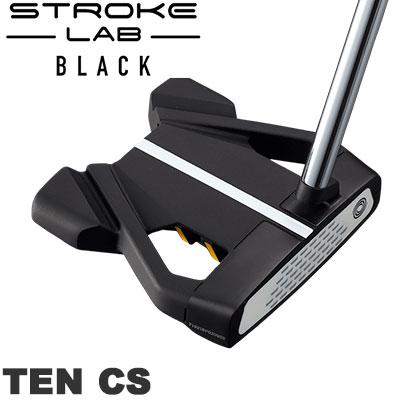 【あす楽可能】ODYSSEY(オデッセイ) STROKE LAB BLACK -ストローク・ラボ ブラック- パター TEN CS