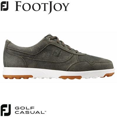 FOOTJOY(フットジョイ) FJ GOLF CASUAL 2019 メンズ ゴルフシューズ 54513 ダークブラウン (W)