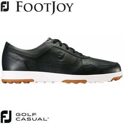 FOOTJOY(フットジョイ) FJ GOLF CASUAL 2019 メンズ ゴルフシューズ 54515 ブラック (W)