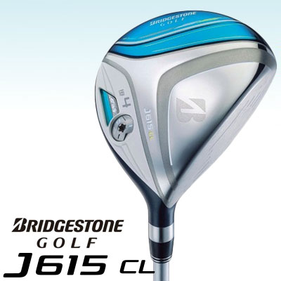 BRIDGESTONE GOLF(ブリヂストン ゴルフ) J615 CL レディース フェアウェイウッド J15-31W カーボンシャフト