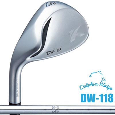 スチールシャフト 950GH N.S.PRO ウェッジ- Kasco(キャスコ) DW-118 【左用-LEFT WEDGE HAND-】 -ドルフィン DOLPHIN