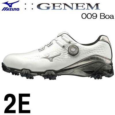 最高級 MIZUNO(ミズノ) GENEM -ジェネム- 009 Boa メンズ ゴルフ シューズ 51GP190003 (2E), マリン用品の阪栄商会 8ec03766