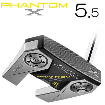 Titleist(タイトリスト) Scotty Cameron -スコッティ・キャメロン- PHANTOM X 2019 パター 5.5 日本正規品