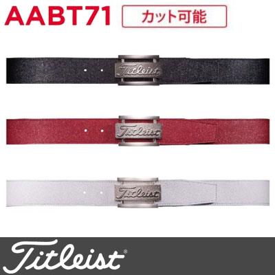 Titleist(タイトリスト) ツアーバックルベルト AABT71