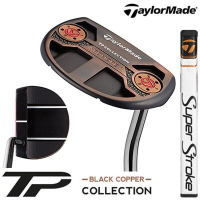 TaylorMade(テーラーメイド) TP COLLECTION BLACK COPPER ARDMORE 1 パター Super Stroke Pistol GTR 1.0