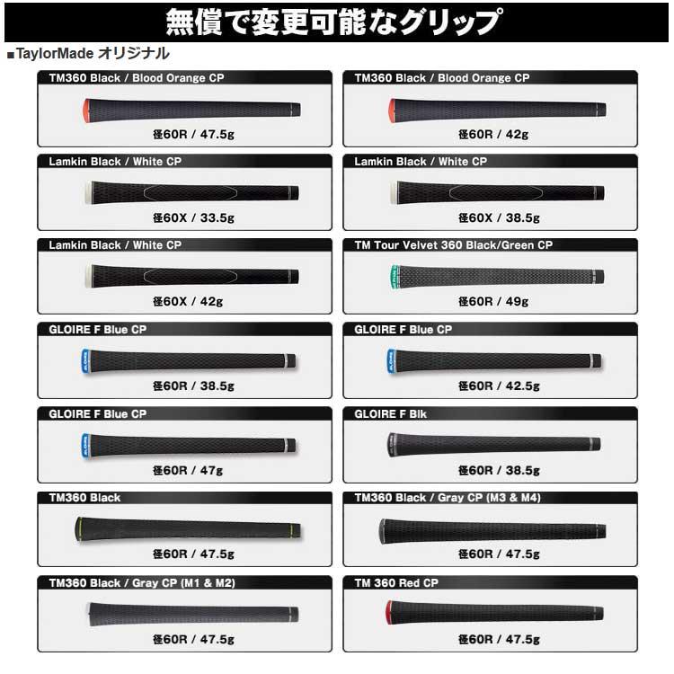 【メーカーカスタム】TaylorMade(テーラーメイド) M5 TOUR -エム ファイブ ツアー-ドライバー TourAD MJ カーボンシャフト
