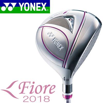 YONEX(ヨネックス) Fiore 2018 レディース フェアウェイウッド FR700 カーボンシャフト