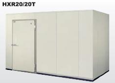 【配送・設置込】アルインコ 玄米 プレハブ低温貯蔵庫 チルドタイプ 2.0坪 HXR20T