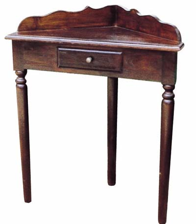 コーナーチェスト(35238)(ジャービス商事)ファニチャー 家具 インテリア ディスプレイ 収納 木製 チーク