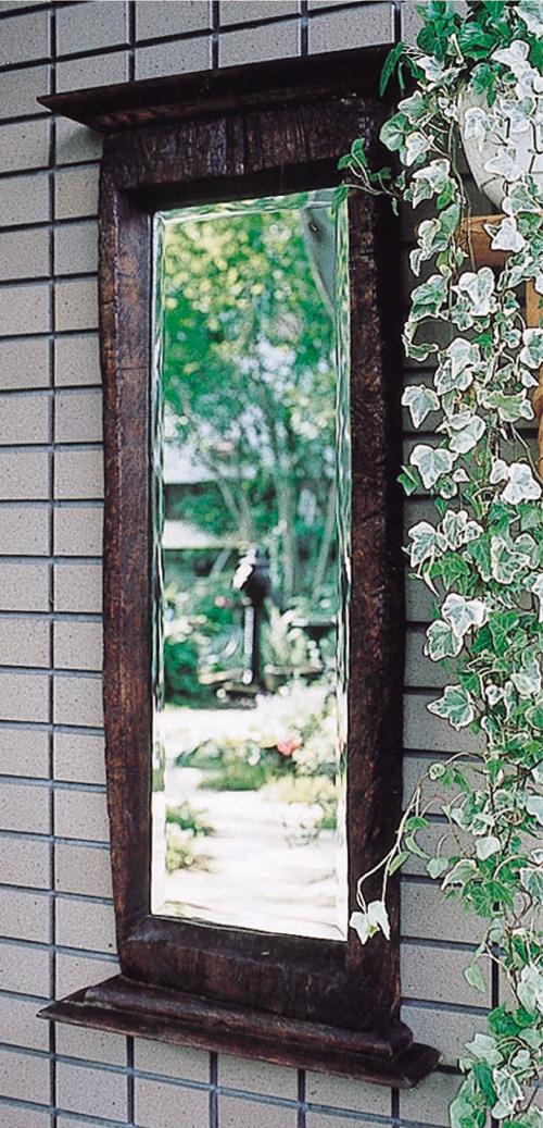 アンティークミラー(71031)(ジャービス商事)ファニチャー 家具 インテリアミラー 鏡 大型