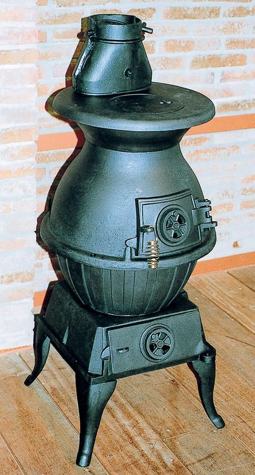 ジャンボポットベリー(35014)(ジャービス商事)インテリア ウォームアイテム 薪ストーブ リビング 居間 暖房