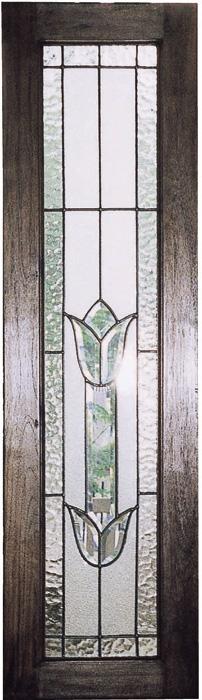 レトロ ステンドグラス チューリップ(87031)