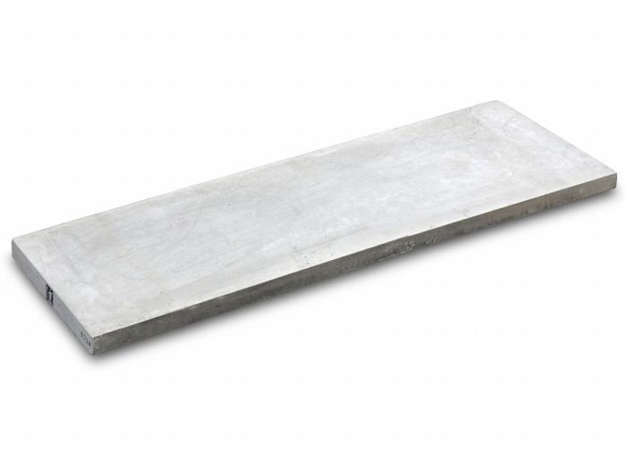 コンクリート棚板 中 2枚(※法人様の事業所宛限定品)