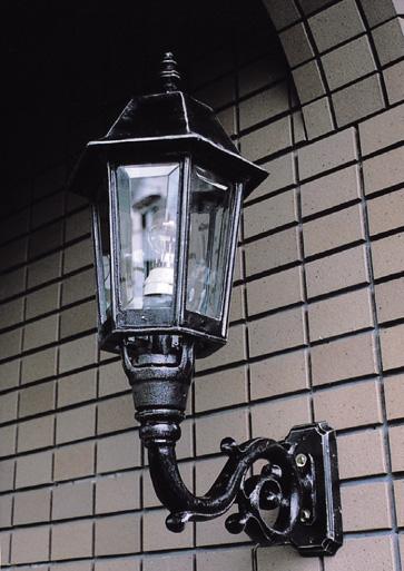 外灯ナポリ W-1(66010)(ジャービス商事)エクステリア アウトドアライト 街灯 門灯 玄関照明 ガーデンライト