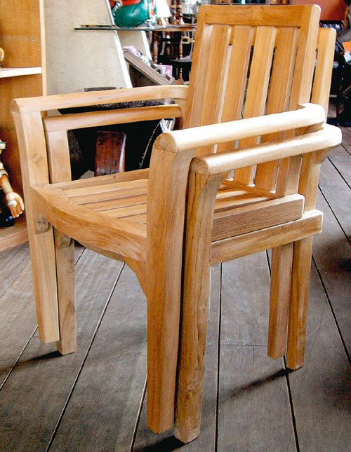 都内で スタッキングチェア(36703)(ジャービス商事)ガーデンファニチャー ガーデン家具 イス 椅子 ガーデンチェア 椅子 イス 木製 チーク 木製, オオサカシ:0a836f8e --- dondonwork.top