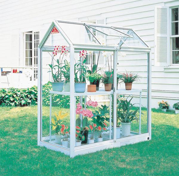 屋外温室プチカ (0.5坪)タイプ