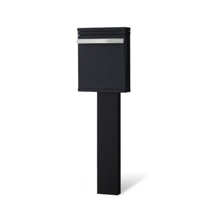 【Gate Pole Series】機能門柱 アコルデ ショートタイプ EACP(ポスト付)(EXSTYLE)【関東・中部・近畿・中国・四国 送料無料】