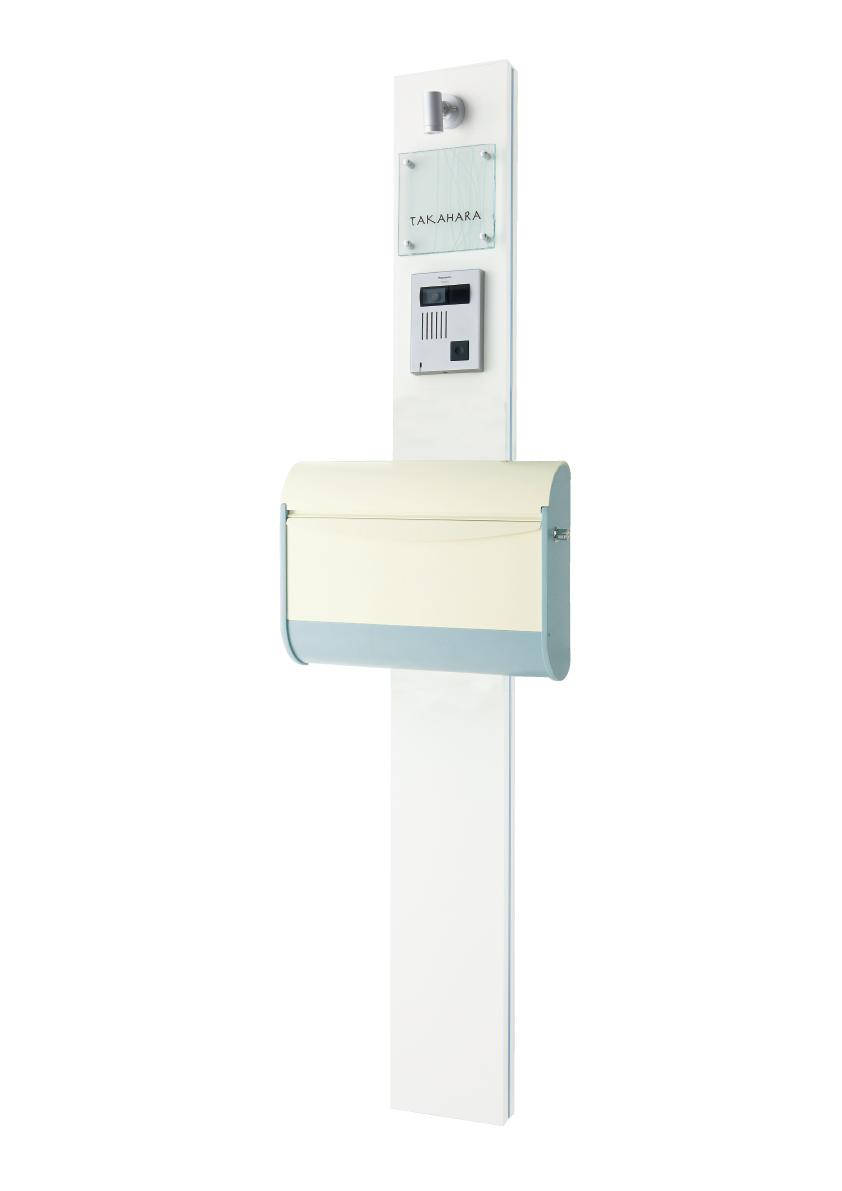 最安値挑戦! ルーク FRK-WL2(福彫):エクシーズ 機能門柱 ROOK-エクステリア・ガーデンファニチャー