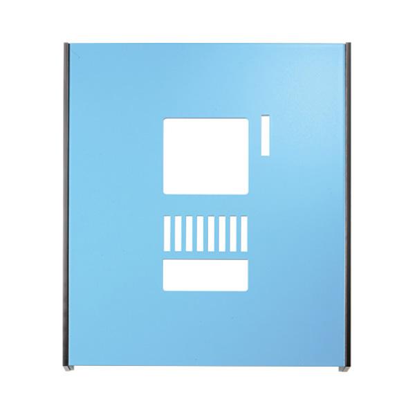 【インターホンサイン】インターホンカバー(ライトブルー) WDF-307(福彫)